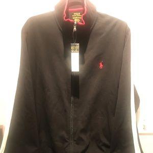 Polo Ralph Lauren men's XL full zip jacket NWT